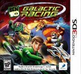 Ben 10: Galactic Racing (NTSC For US) (Nintendo 3DS)