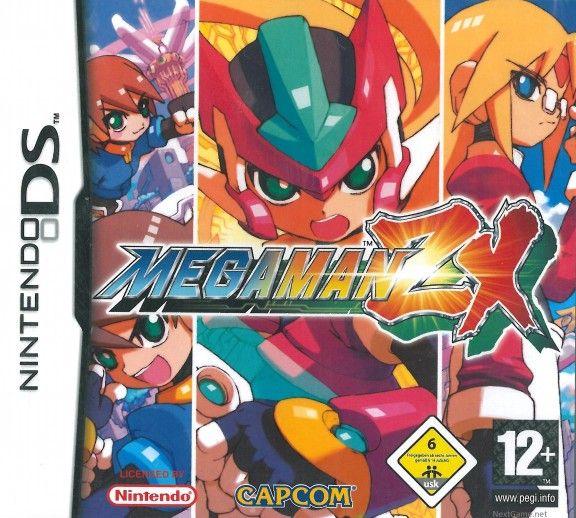 Megaman ZX [Español] [NDS]