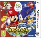 Mario and Sonic at Rio 2016 Olympic games (Nintendo 3DS)