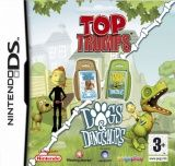 Игра Top Trumps Dogs & Dinosaurs для Nintendo DS